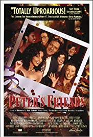 Peter's Friends (1992) Poster - Movie Forum, Cast, Reviews