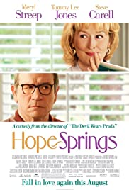 Hope Springs (2012) Poster - Movie Forum, Cast, Reviews