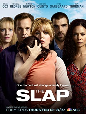 Poster The Slap