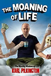 The Moaning of Life Poster