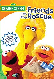 Sesame Street: Friends to the Rescue Poster