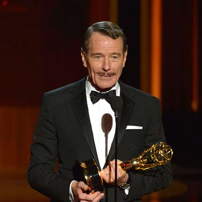 Bryan Cranston at an event for The 66th Primetime Emmy Awards (2014)