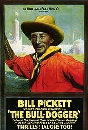 The Bull-Dogger Poster