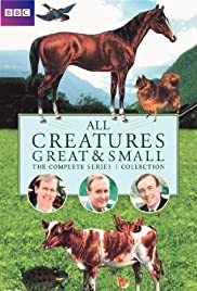 All Creatures Great and Small Poster - TV Show Forum, Cast, Reviews
