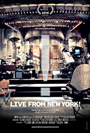 Live from New York! (2015) Poster - Movie Forum, Cast, Reviews