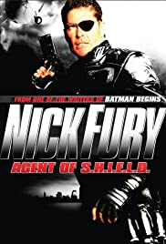 Nick Fury: Agent of Shield Poster