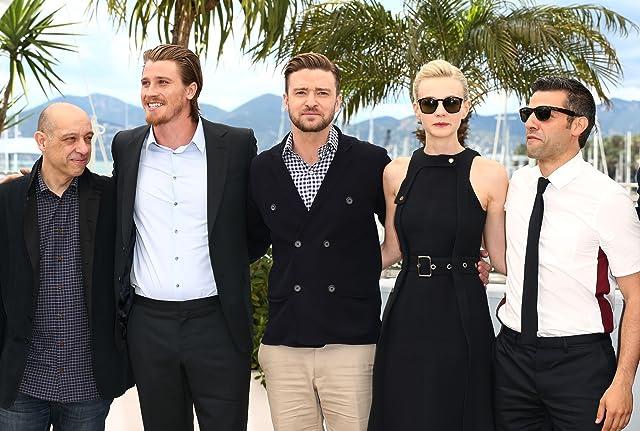 Justin Timberlake, Bruno Delbonnel, Oscar Isaac, Garrett Hedlund, and Carey Mulligan at Inside Llewyn Davis (2013)