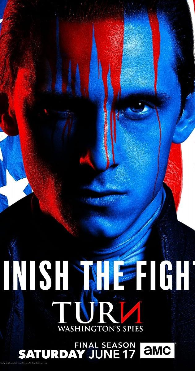 TURN: Washingtons Spies (TV Series 2014– ) 720p