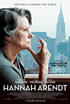 Hannah Arendt (2012) Poster