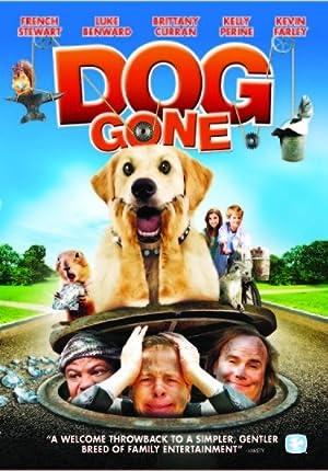 Dog Gone Poster