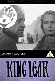 King Lear (1971) Poster - Movie Forum, Cast, Reviews