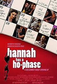 Hannah Has a Ho-Phase Poster