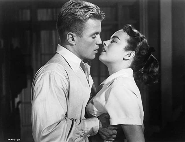 Richard Jaeckel and Terry Moore in Come Back, Little Sheba (1952)