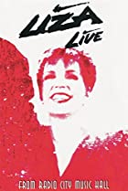 Image of Liza Minnelli Live from Radio City Music Hall