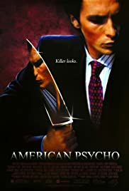 American Psycho (2000) Poster - Movie Forum, Cast, Reviews