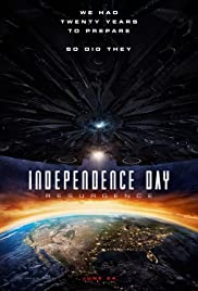 Independence Day: Resurgence (2016) Poster - Movie Forum, Cast, Reviews