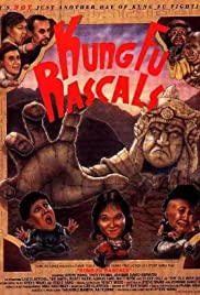 Kung Fu Rascals Poster