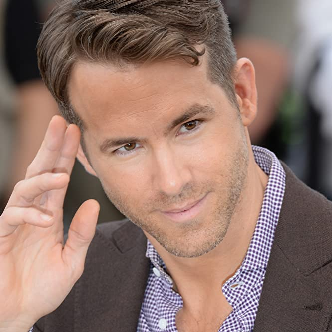Ryan Reynolds at an event for The Captive (2014)