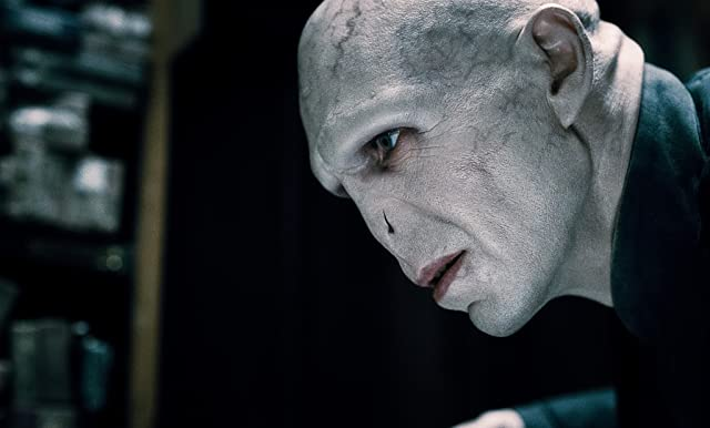 Ralph Fiennes in Harry Potter and the Deathly Hallows: Part 1 (2010)