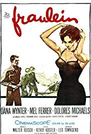 Fräulein (1958) Poster - Movie Forum, Cast, Reviews