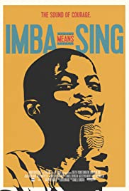 Imba Means Sing Poster