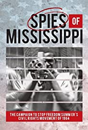 Spies of Mississippi Poster