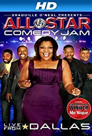 Shaquille O'Neal Presents: All-Star Comedy Jam - Live from Dallas Poster