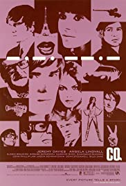 CQ (2001) Poster - Movie Forum, Cast, Reviews