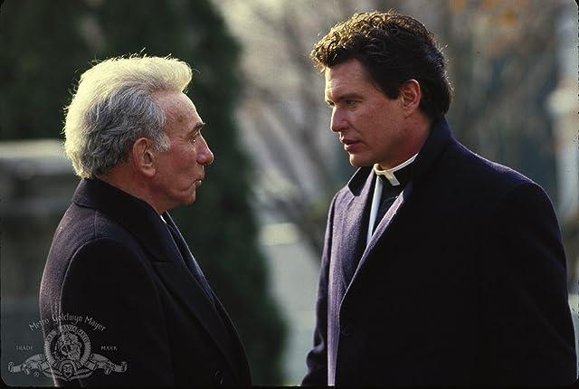 Tom Berenger and Dane Clark in Last Rites (1988)