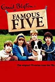 Five Get Into Trouble: Episode One Poster