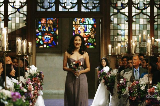 Sandra Oh in Grey's Anatomy (2005)