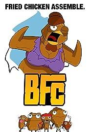 BFC: Big F*ckin' Chicken Poster