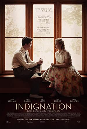 Indignation (2016) Download on Vidmate