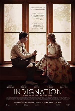 Indignation - 2016