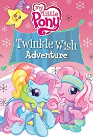 My Little Pony: Twinkle Wish Adventure Poster