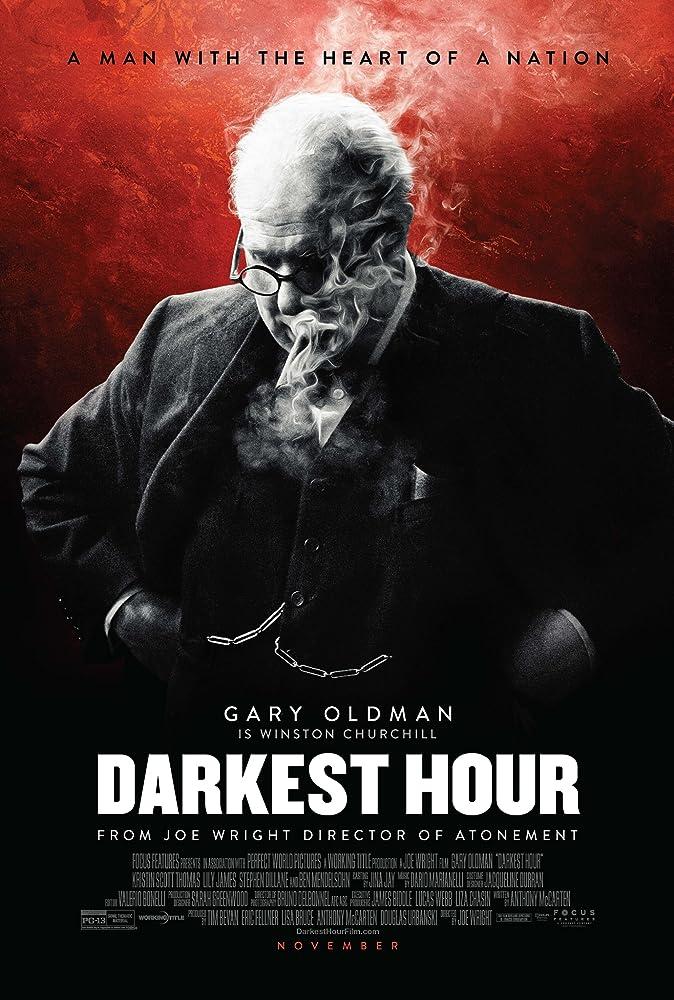 Image result for darkest hour poster