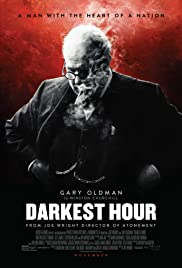 Darkest Hour (2017) Poster - Movie Forum, Cast, Reviews