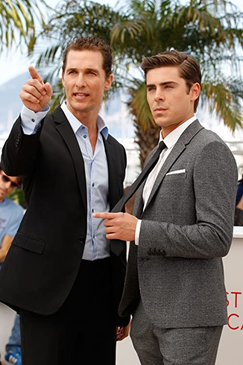 Matthew McConaughey and Zac Efron at The Paperboy (2012)