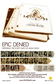 Epic Denied: Depriving the Forty Days of Musa Dagh Poster
