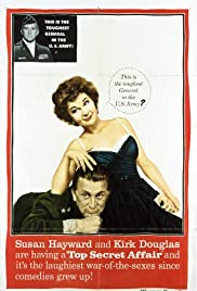 Top Secret Affair(1957) Poster - Movie Forum, Cast, Reviews