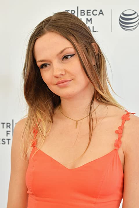 Emily Meade at an event for Gabriel (2014)
