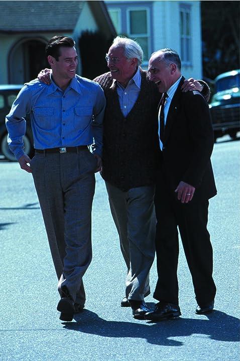 Jim Carrey, Martin Landau, and Jeffrey DeMunn in The Majestic (2001)