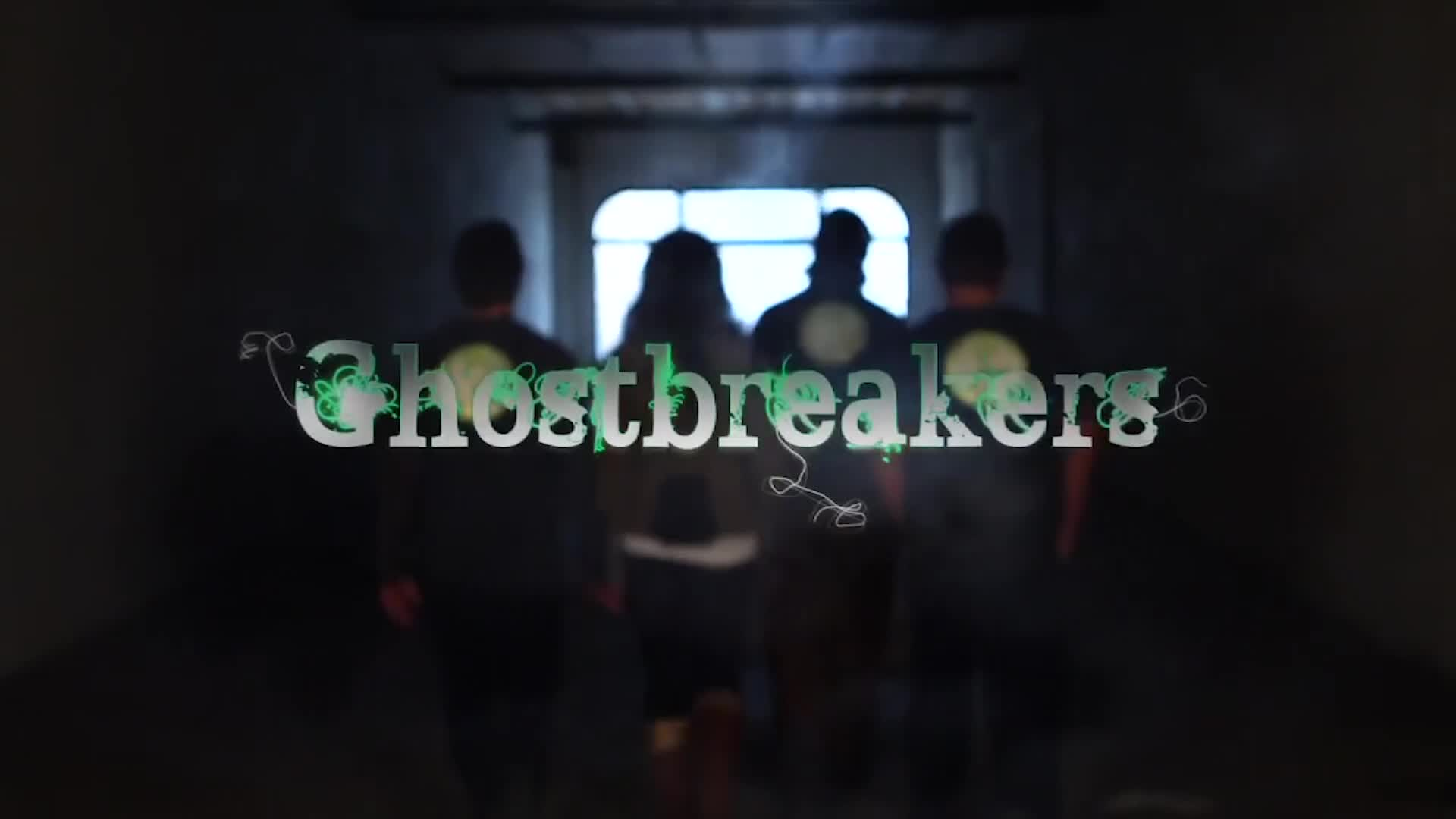 The Ghostbreakers