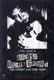 August Underground(2001) Poster - Movie Forum, Cast, Reviews