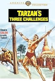 Tarzan's Three Challenges(1963) Poster - Movie Forum, Cast, Reviews