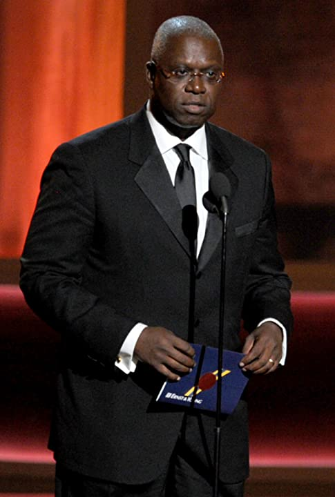 Andre Braugher at The 64th Primetime Emmy Awards (2012)