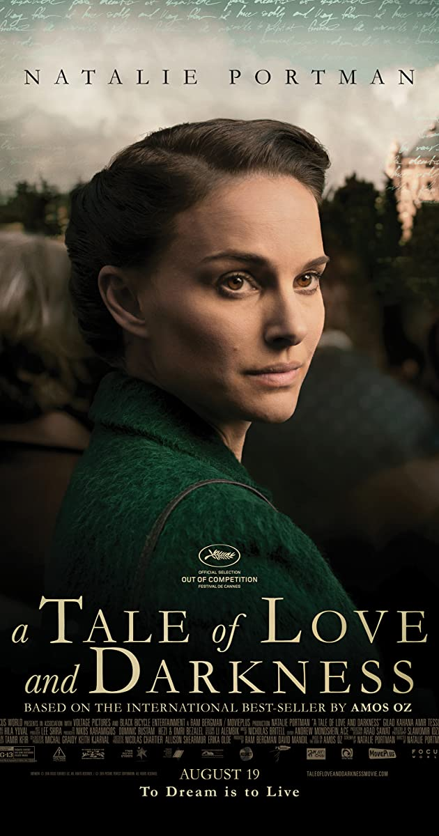 a tale of love and darkness 2015 imdb