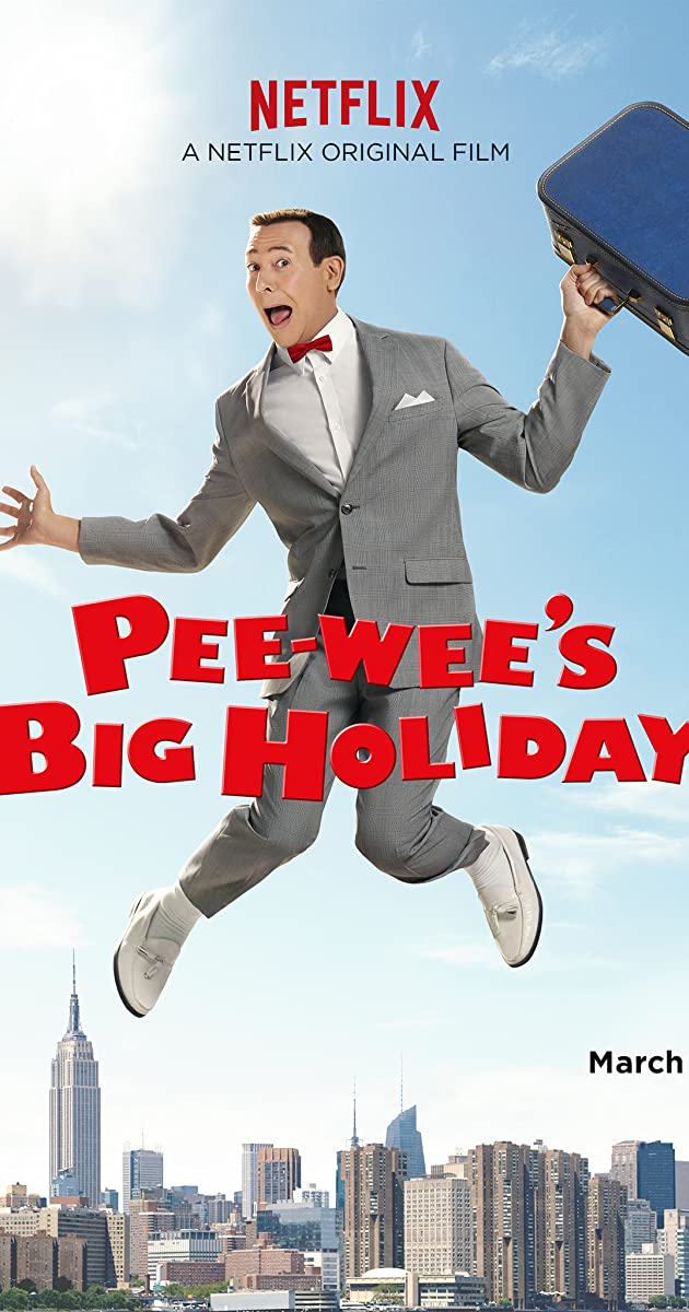 PEE WEES BIG HOLIDAY HD