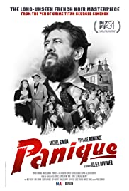 Panic (1946) Poster - Movie Forum, Cast, Reviews
