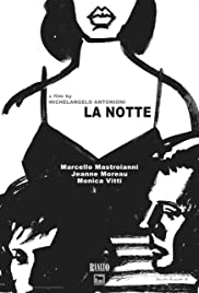 La Notte (1961) Poster - Movie Forum, Cast, Reviews